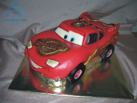 Blesk iii cars 2